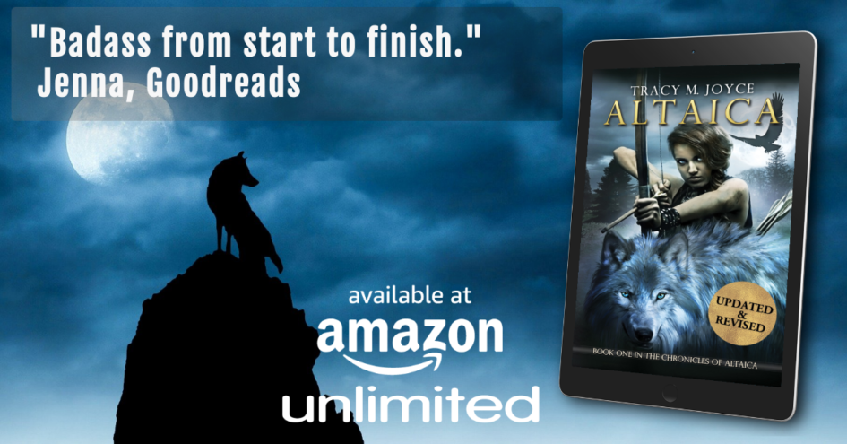 Altaica on Kindle Unlimited