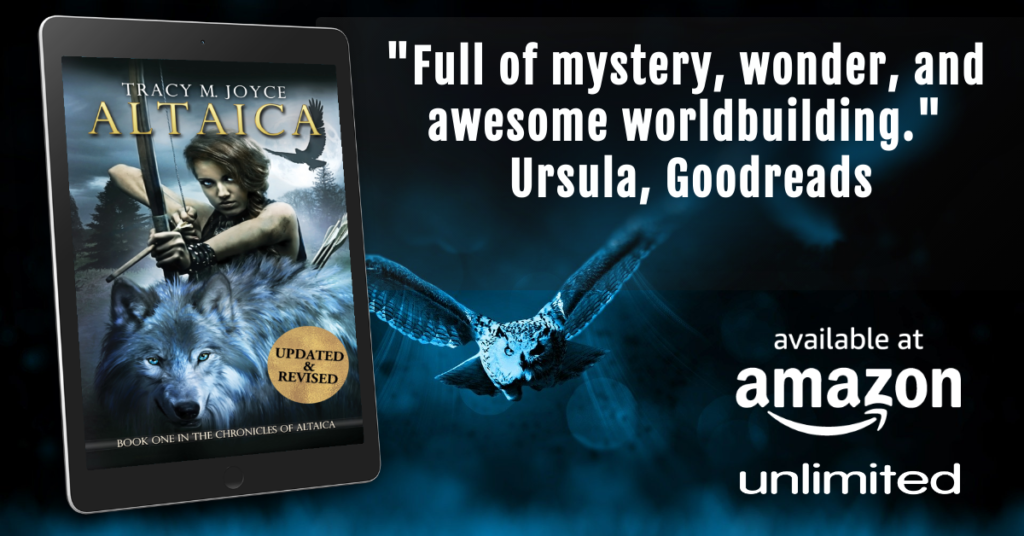 Kindle Unlimited - Altaica